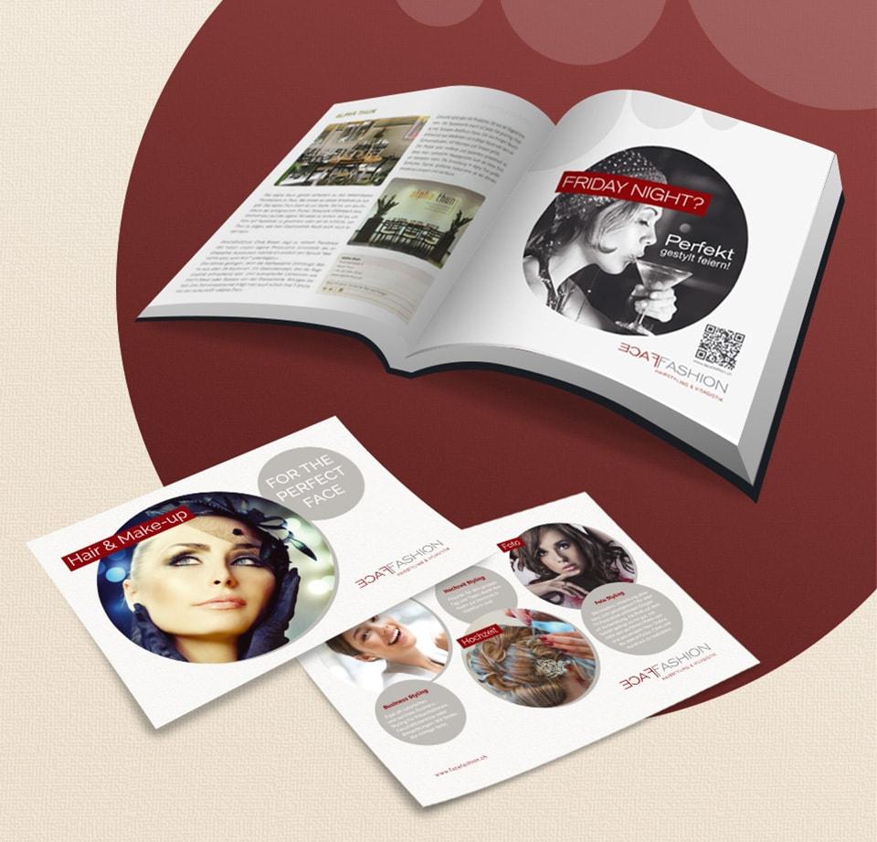 Branding und Webentwicklung für Make Up Artist