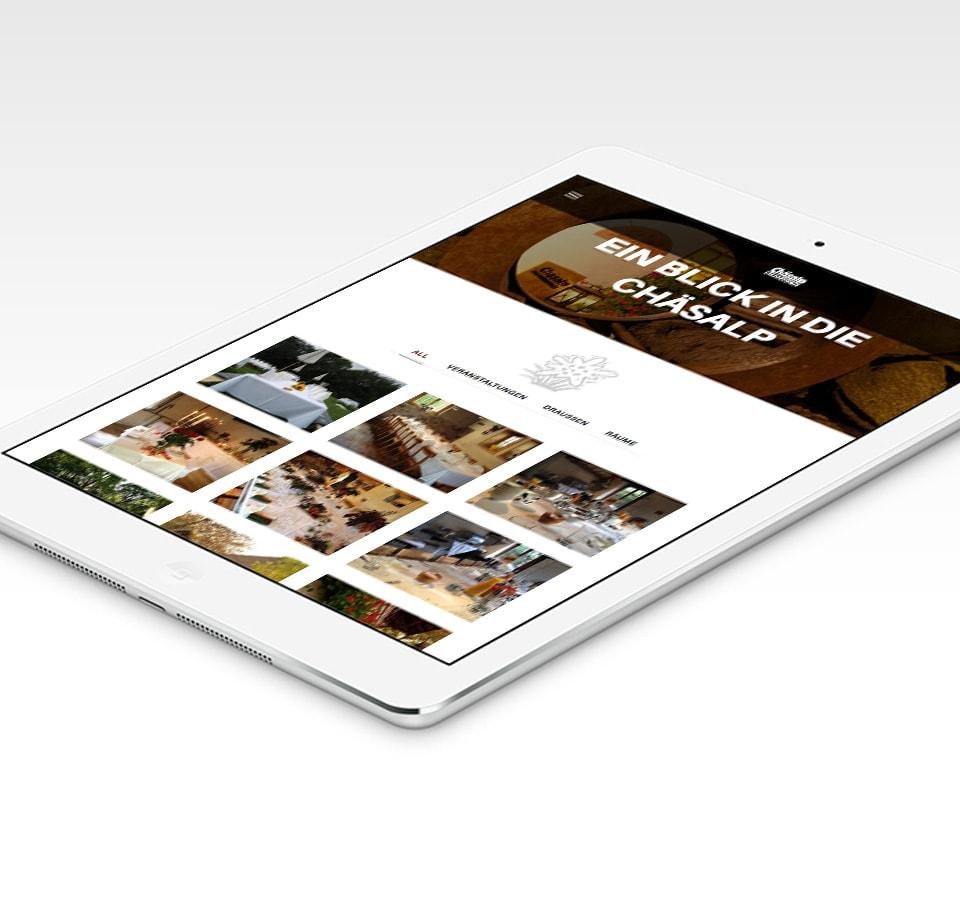 Professionelle Webseitenentwicklung WordPress Schweiz