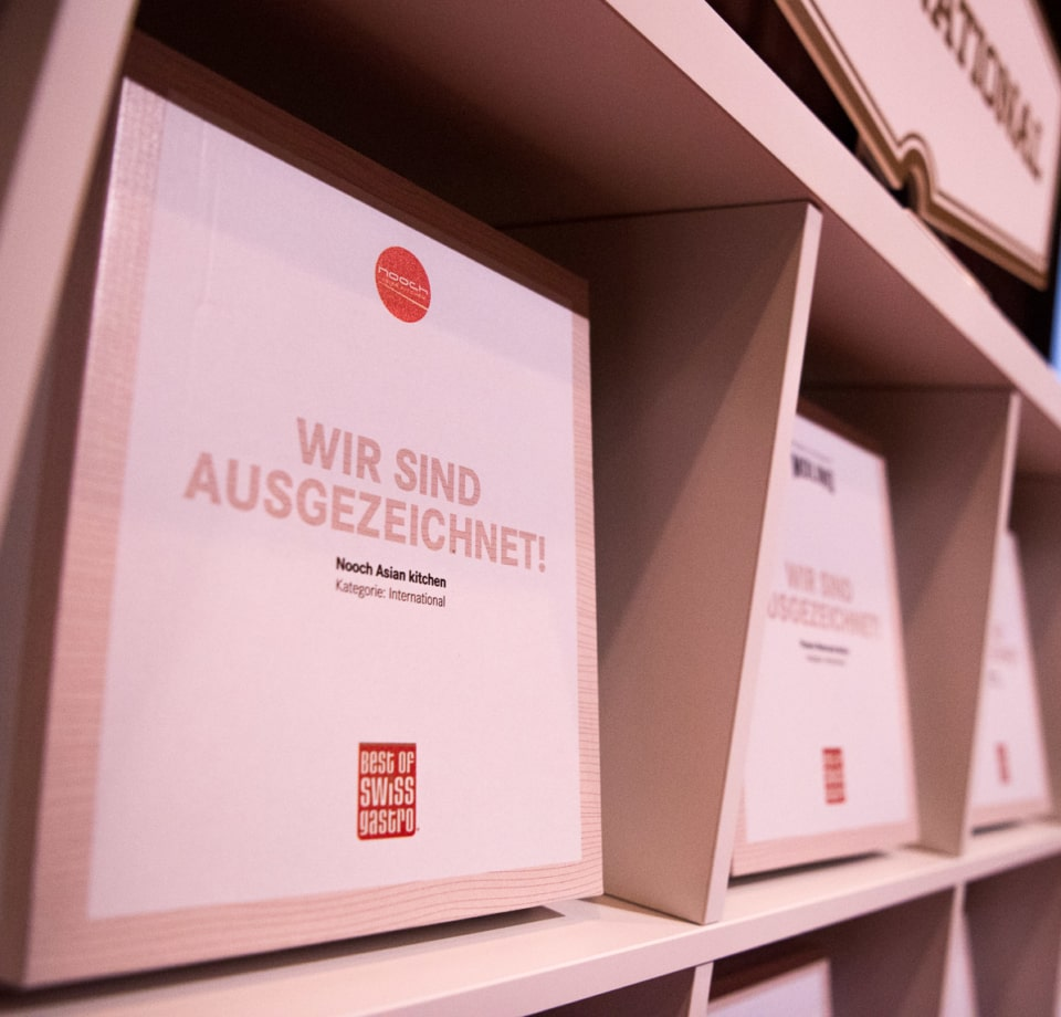 Best of Swiss Gastro – Award Night 2016
