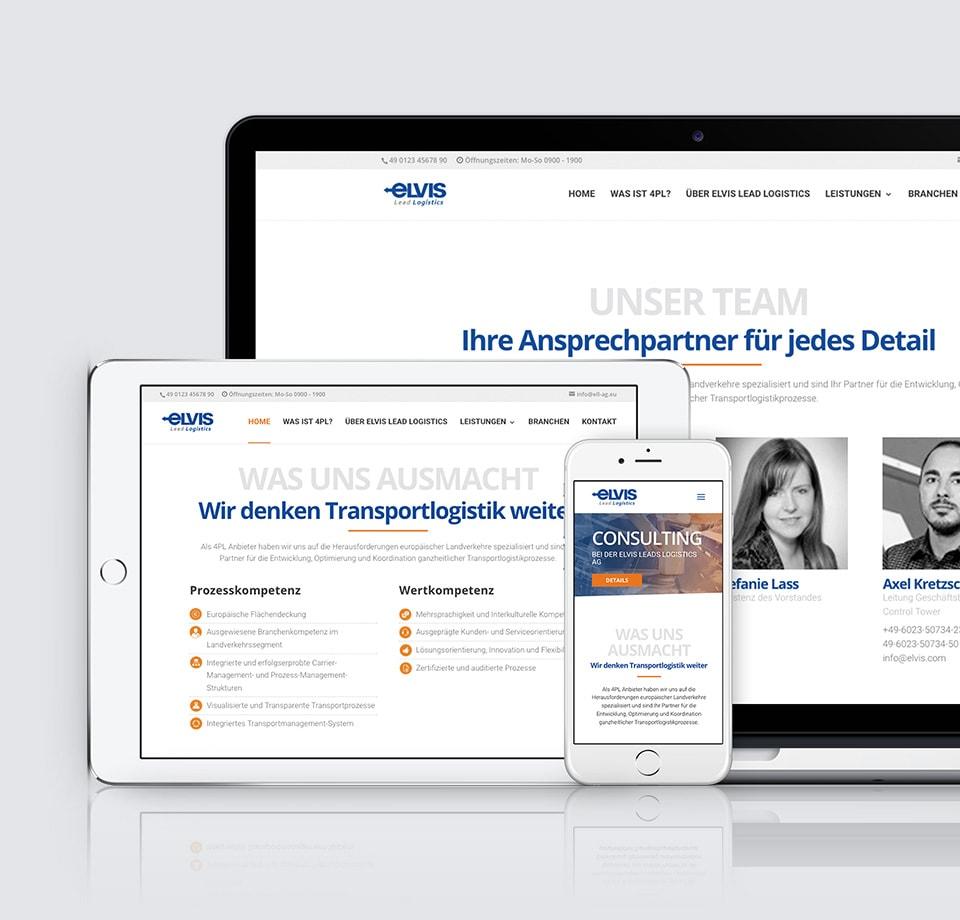 WordPress Agentur Webseitenentwicklung  Berlin