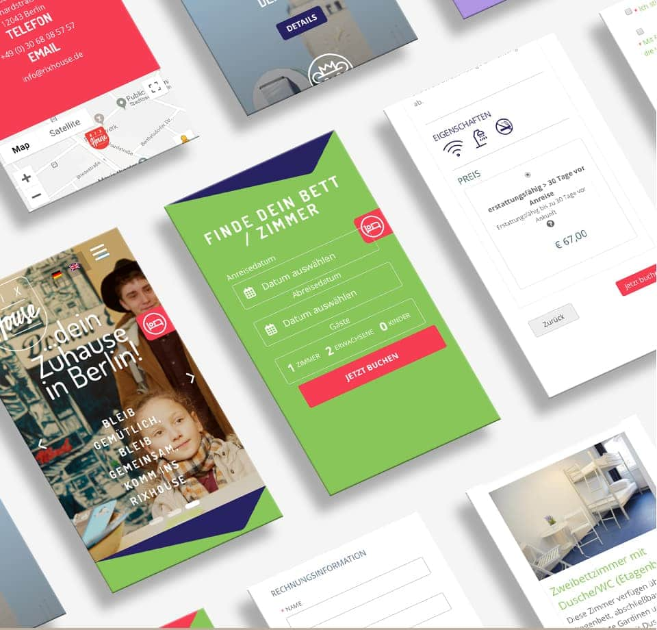 WordPress Webseite erstellen Berlin