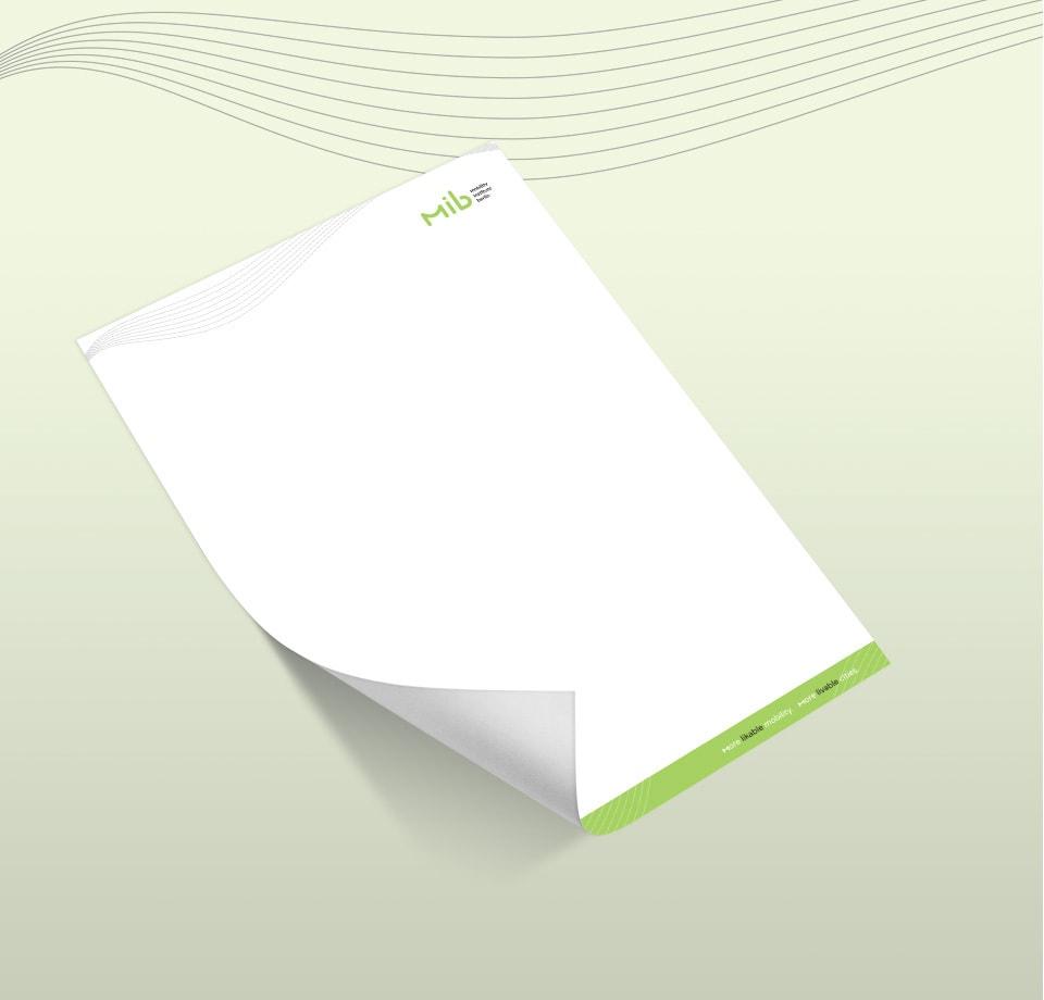 Hochwertige Visitenkarten erstellen, Flyer gestalten für Mobility Institute