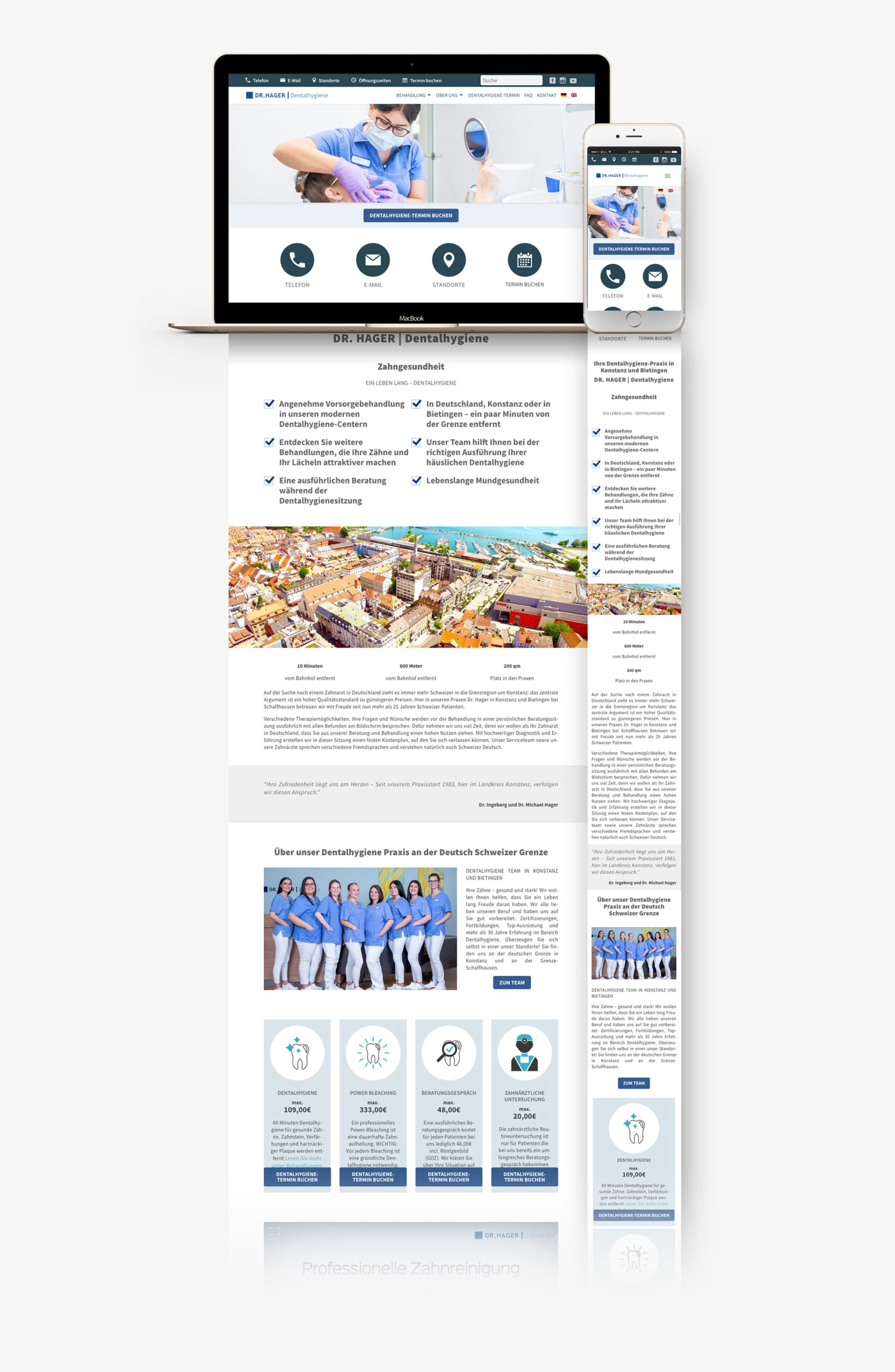 WordPress Programmierer für SEO optimierten Relaunch Website WordPress