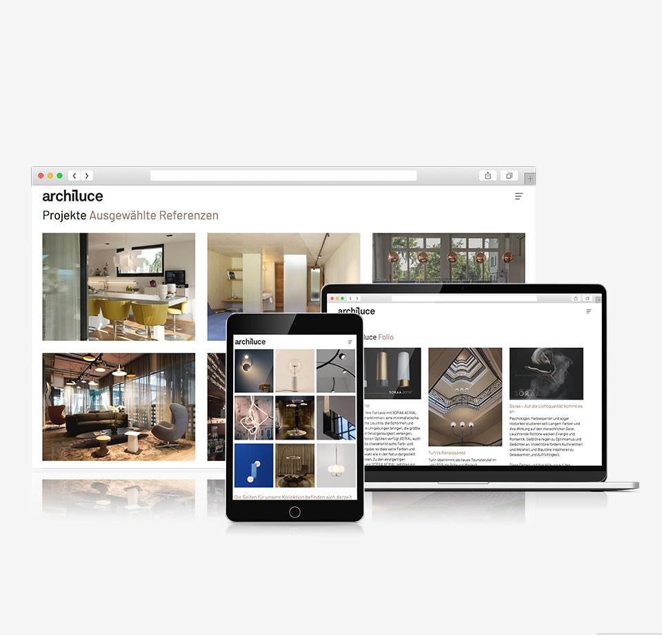 Woocommerce Elementor WordPress Webseite