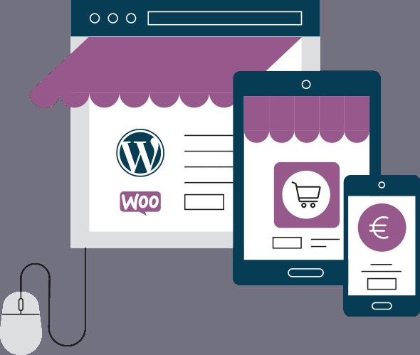 Online shop in WordPress erstellen in Berlin